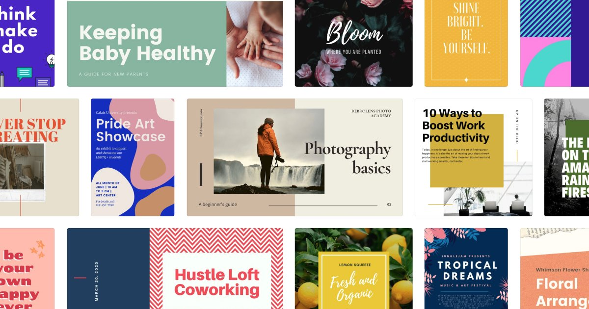 Customize 619 Presentations Templates Online Canva