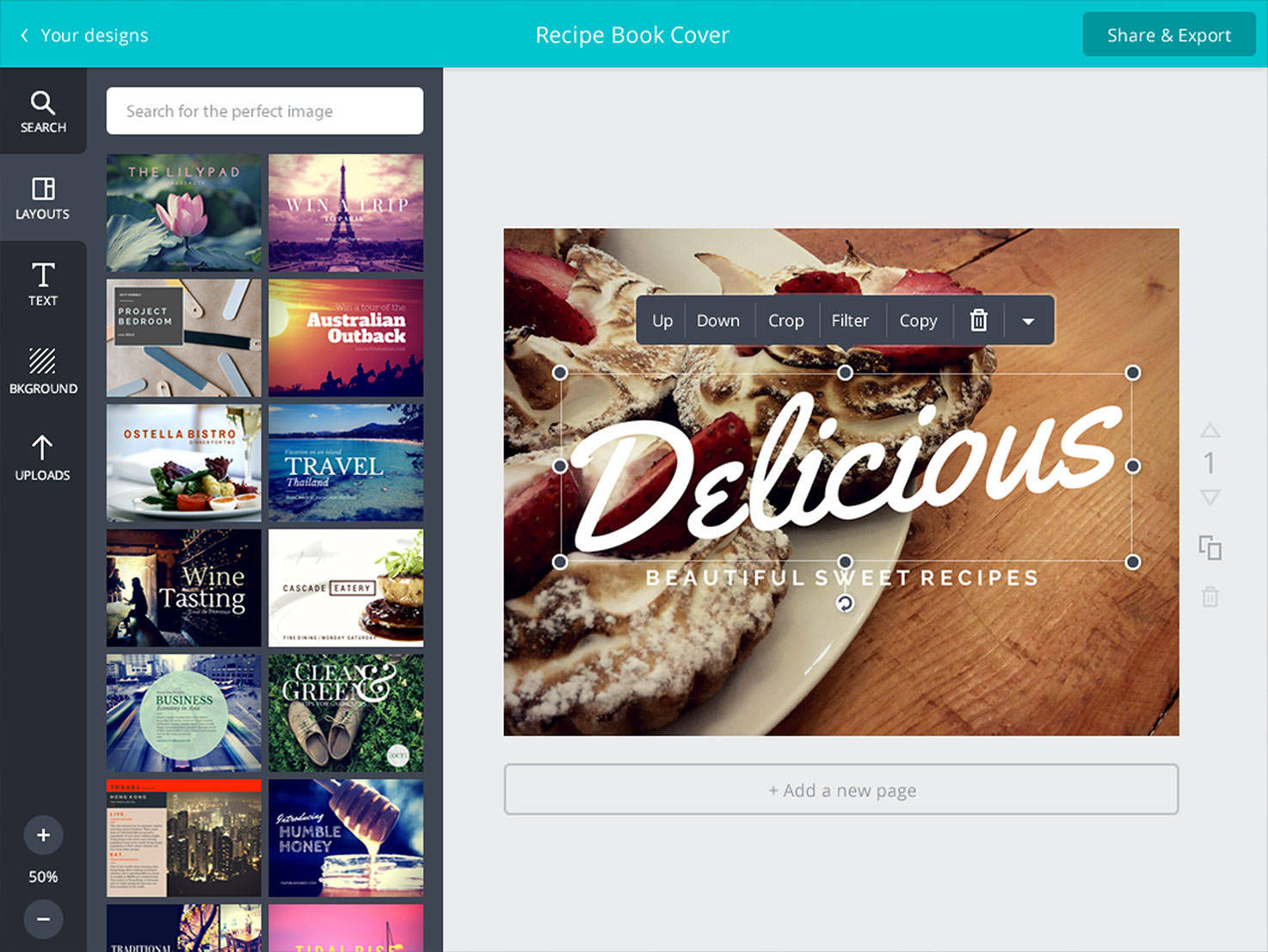 Amazingly Simple Graphic Design Software Canva